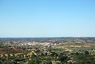 Valdealgorfa - Image: Valdealgorfa, Teruel, Aragón