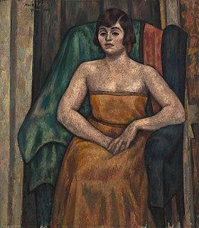 Visual artist, novelist and poet (1894–1974)