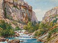 Valley of the Sant du Loup, Cannes - Frances Blake.jpg