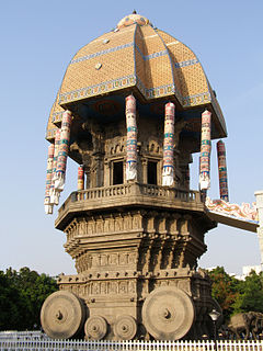 Image result for Image of Valluvarkottam in Chennai