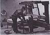 Van Gogh - Weber am Webstuhl, das Gewebe Prüfend1.jpeg