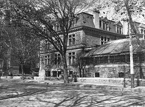 Van Horne Mansion - Van Horne House, c. 1900