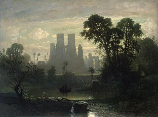 Ruins of the Castle of Kenilworth