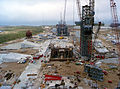 Vandenberg AFB SLC-6 under construction in July 1982 - DF-SC-83-06792.jpg