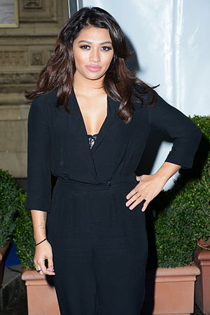 Vanessa White - White at the Royal Albert Hall in 2014