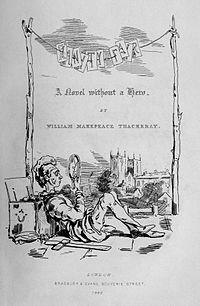 vanity fair by william makepeace thackeray summary