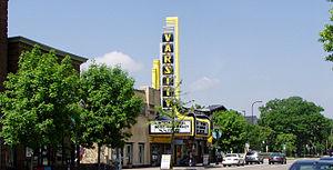 Dinkytown - The Varsity Theater on 4th Street SE