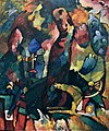 Vasily Kandinsky. Picture with an Archer (1909) (25049633126).jpg