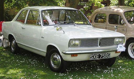 Vauxhall Viva HB 1968