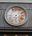 Vecchio orologio alla fine di via san gallo.JPG