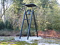 Veldhoven Klokkenstoel op Begraafplaats.JPG
