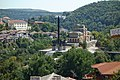Veliko Tarnovo - First Look from our Balcony (27557049228).jpg