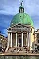 Venice city scenes - on the Grand Canal - SanSimeone Piccolo (11002237675).jpg