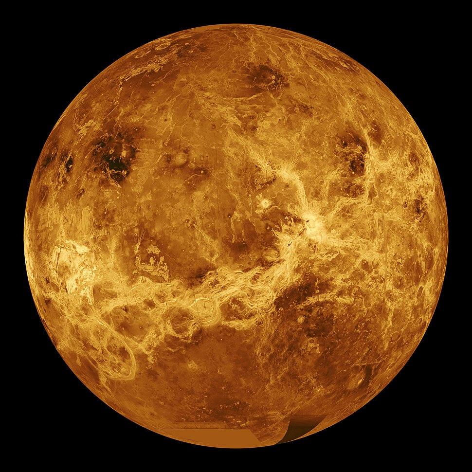 Venus globe