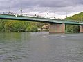 Vernon, Vieux Moulin & Pont Clemenceau depuis la Seine, Journées du Patrimoine 2011 - 88.jpg