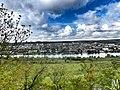 Vernon (27) La ville vue de la rive droite de la Seine - 03.jpg