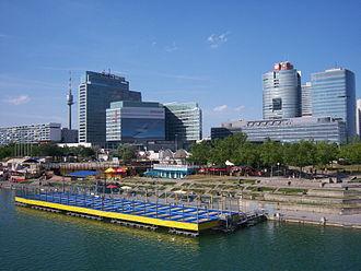 Donau City - Vienna Donau City