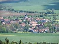 View Bismarck tower Neustadt Orla 04.jpg