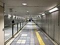View in Shin-Nagata Station (Kobe Municipal Subway) 2.jpg