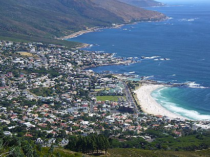 How to get to Camps Bay with public transport- About the place