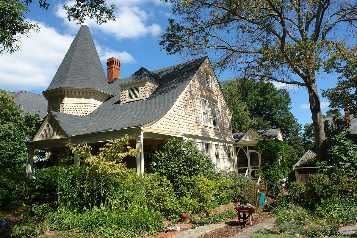 Crowell house durham north carolina wikipedia for The carolina house