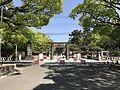 View of Hakozaki Shrine 2.jpg