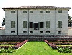Villa Badoer Fratta Polesine facciata posteriore by Marcok 2009-08-16 n01.jpg