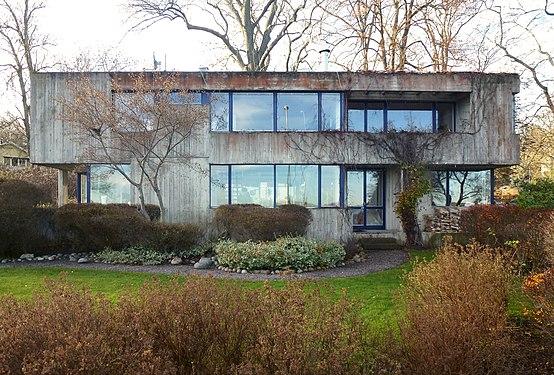 Villa Delin de Léonie Geisendorf