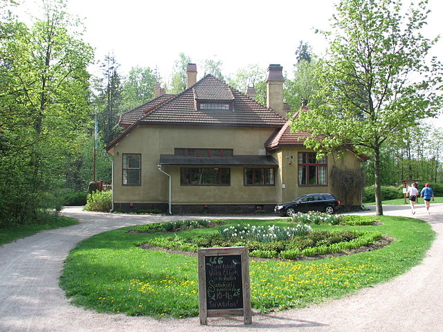 Villa Elfvik