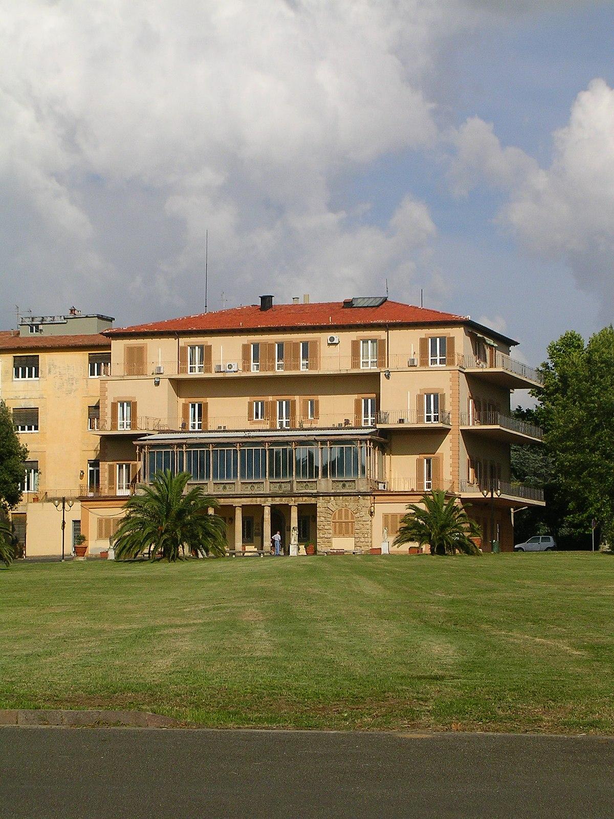 Villa Maria Livorno Indirizzo