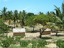 Dorf in Inhambane