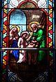 Villamblard église vitrail détail (4).JPG