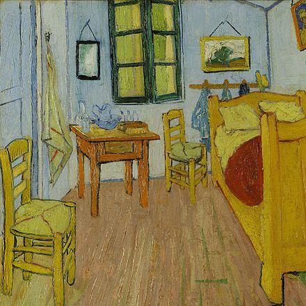 La camera di Vincent ad Arles - Wikiwand