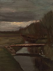 Footbridge Across a Ditch