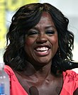Photo of Viola Davis at the San Diego Comic-Con in 2016.