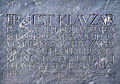 Vipava inscription plate for Ernest Klavzar 26092009 171.jpg