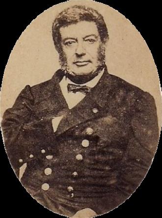 Joaquim José Inácio, Viscount of Inhaúma - The Viscount of Inhaúma around the age of 56, c. 1864