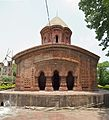 Vishnu Mandir - East Facade - Bansberia Royal Estate - Hooghly - 2013-05-19 7346-7347.JPG