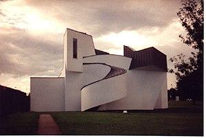 Vitra Design Museum, de Frank Gehry, en Weil am Rhein