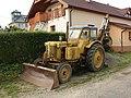 Vlachovice (okres Žďár nad Sázavou) - traktor Belarus obr01.jpg