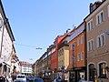 Würzburg - Semmelstraße Richtung Nordost.JPG