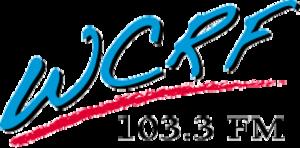 WCRF-FM - Former logo
