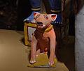 WLANL - 23dingenvoormusea - hondje bij Alyanar-paarden.jpg