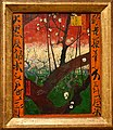 WLANL - MicheleLovesArt - Van Gogh Museum - The flowering plum tree (after Hiroshige), 1887.jpg