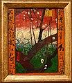 WLANL - MicheleLovesArt - Van Gogh Museum - The flowering plum tree (after Hiroshige), 1887.jpg