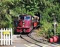 WP&Z Railway No. 5 at crossing.jpg