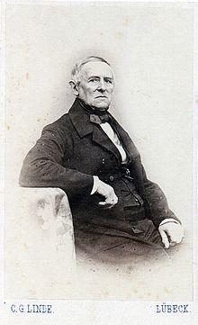 Karl Ludwig Roeck, um 1867 (Quelle: Wikimedia)