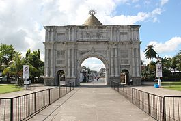 Porta Mariae in Naga City