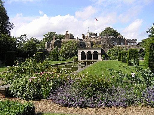 Walmer Castle and Gardens