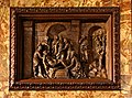 Walnut wardrobe (detail) - Cathedral of Monreale - Italy 2015.JPG